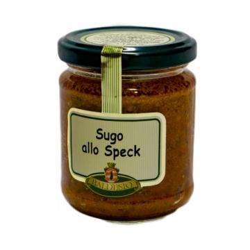 Omáčka s italským špekem 180 g
