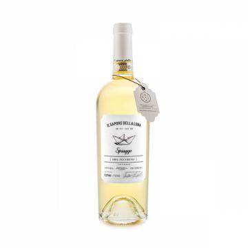 Víno bílé DOCG BIO 2014 Spiagge 0,75 l