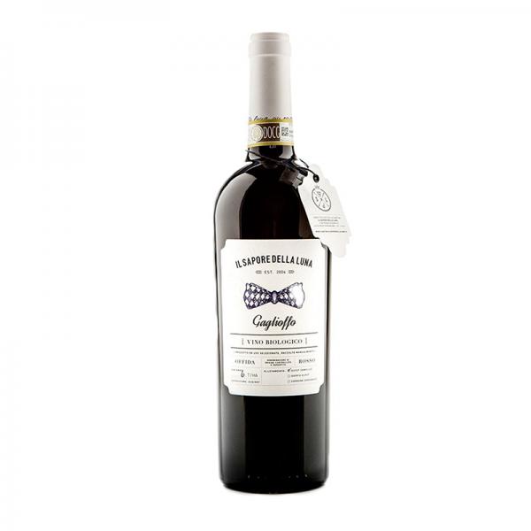 """Červené víno DOCG BIO 2013 """"Gaglioffo"""""""