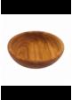 Miska dřevěná vyřezávaná průměr 22 cm