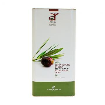 Extra panenský olivový olej 5 l plech