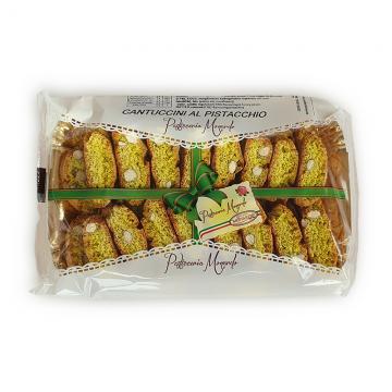 Cantuccini pistáciové sušenky 280 g