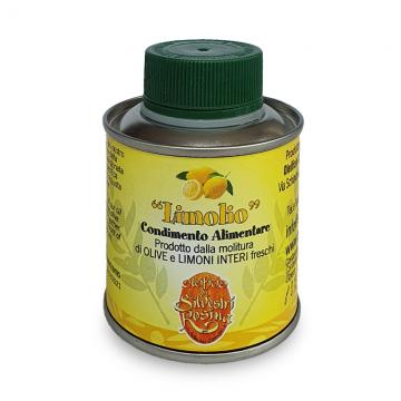 Extra panenský olivový olej s příchutí citrónu 0,1l