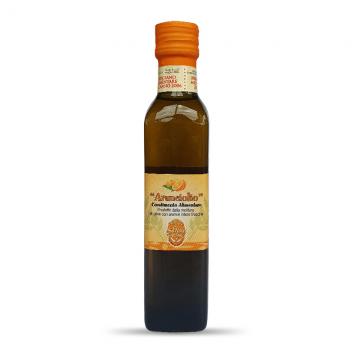 Extra panenský olivový olej s příchutí pomeranče 0,25l