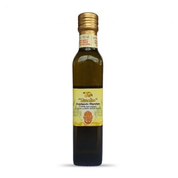 Extra panenský olivový olej s příchutí citrónu 0,25l