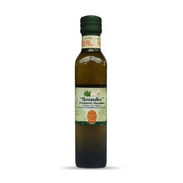 Extrapanenský olivový olej ROSMALIO s rozmarýnem