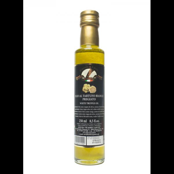 Extrapanenský olivový olej s bílým lanýžem 250 ml