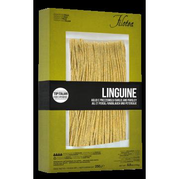 Linguine s česnekem a petrželkou 250g
