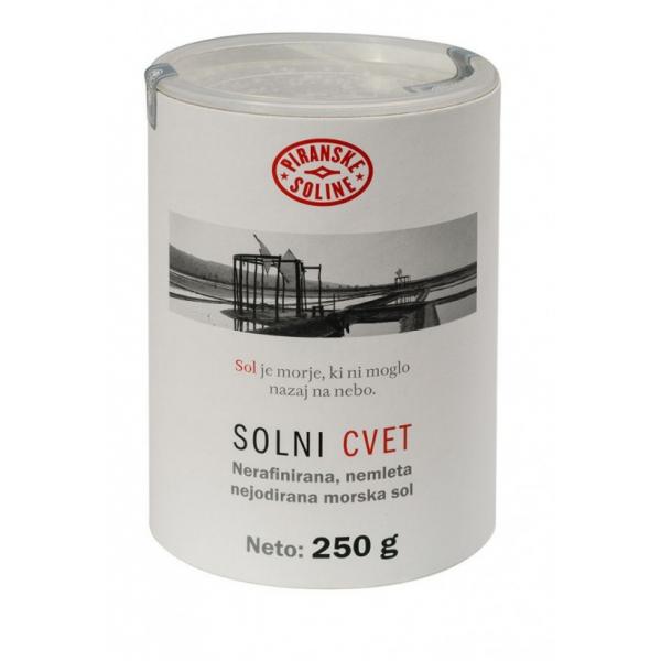 Mořská sůl v papírové tubě 250g