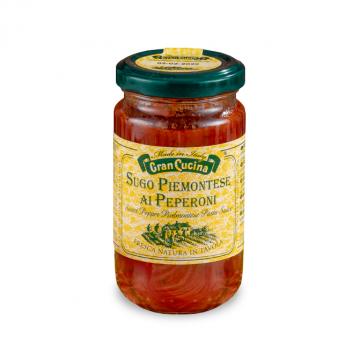 Těstovinová omáčka ze sladké papriky 180g