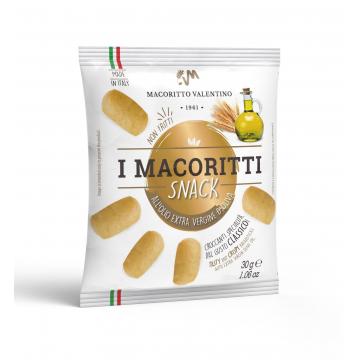 Grissini snack s extra panenským olivovým olejem 30g