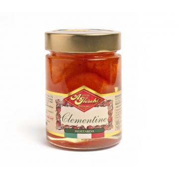 Mostarda sladce pikantní mandarinková 380g