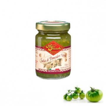 Omáčka ze zelených rajčat s trochou hořčice 110g