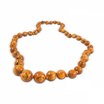 Máhrdelník z olivového dřeva