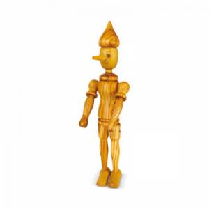Dekorace Pinocchio 25 cm