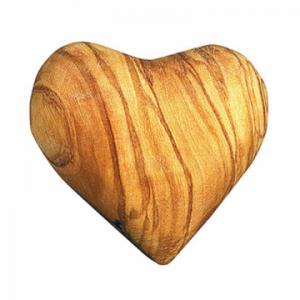 Dekorace srdce 5 x 5 cm