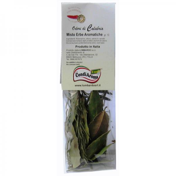 Míchané aromatizované byliny 10gr