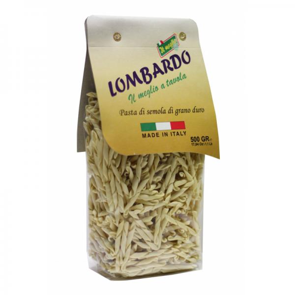 Těstoviny sušené Strozzapreti 500gr