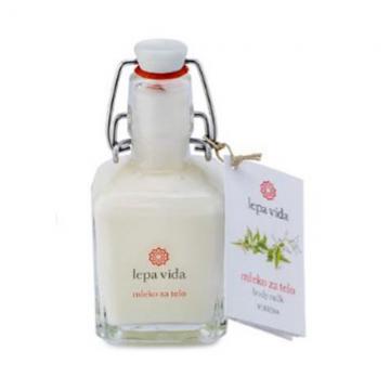 Tělové mléko - Verbena