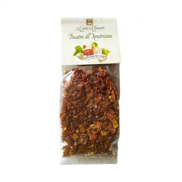 Sušená směs na těstoviny - Bucatini all'Amatriciana 50 g