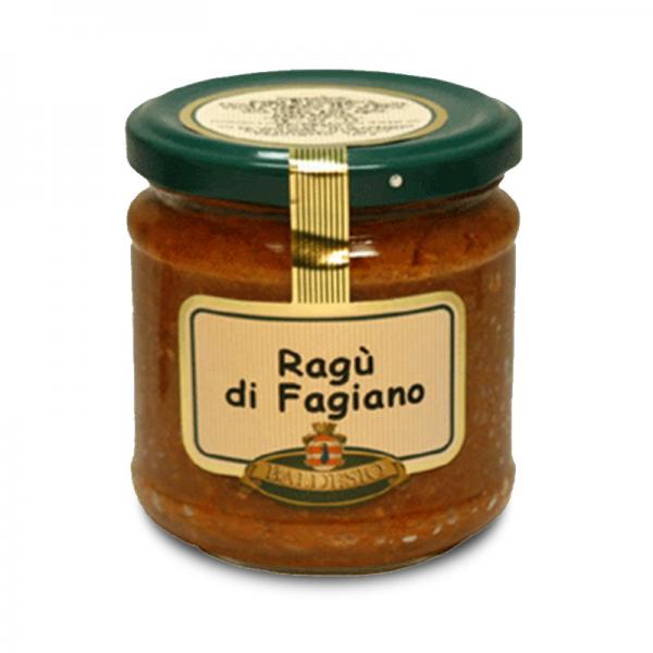 Ragu di Fagiano