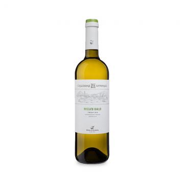 Víno bílé MOSCATO GIALLO DOC 0,75 l APP