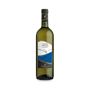 Víno bílé PINOT GRIGIO DOC 0,75 l CLASS