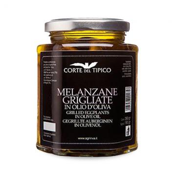 Lilek grilovaný v olivovém oleji 290 g