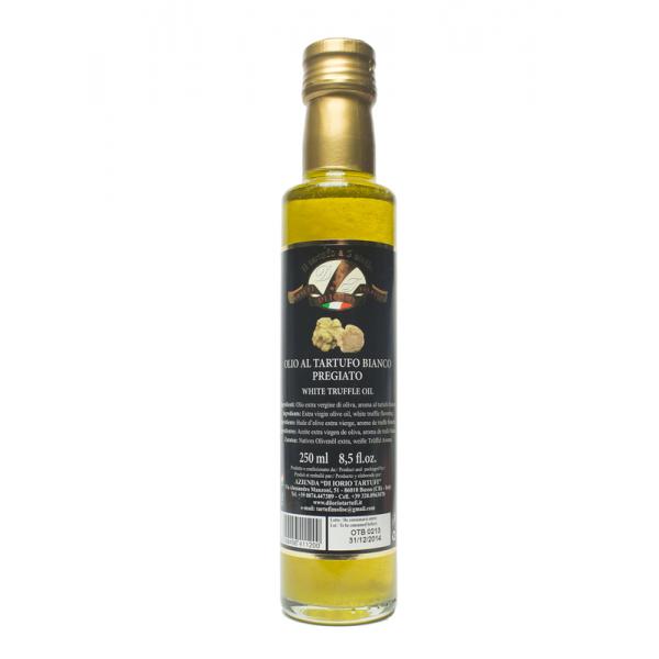 Extrapanenský olivový olej s černým lanýžem