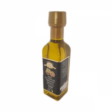 Extrapanenský olivový olej s bílým lanýžem