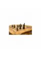 Šachy se šuplíkem 30 x 30 cm 2