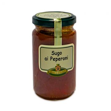Omáčka s paprikami 180 g