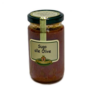 Omáčka s olivami 180 g